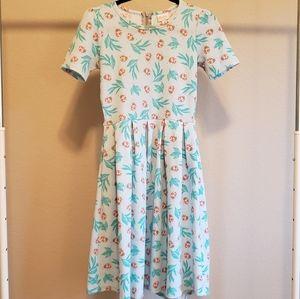 LuLaRoe Zipper Back Dress